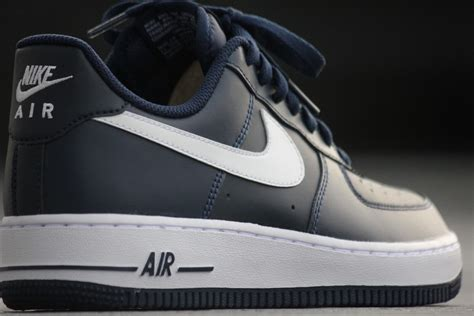 Nike Air Force 1 Midnight Navy White - 488298-436