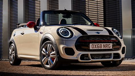 2018 Mini John Cooper Works Cabrio - Wallpapers and HD